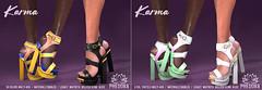 "Phedora for Fameshed X~ ""Karma"" Heels ♥"