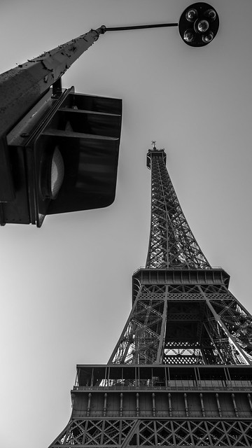 Lumière sur la Tour