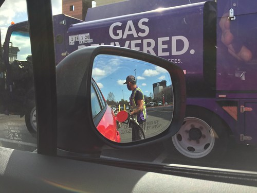 Contactless fueling
