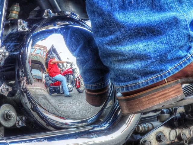 Boots, Denim, & Bikes