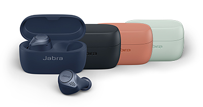 The Jabra Elite Active 75t will be available in Navy, Grey, Sienna and Mint.