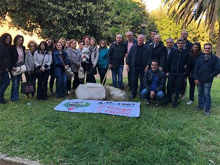 La messa a dimora della quercia - ph Fabinana Stanisci