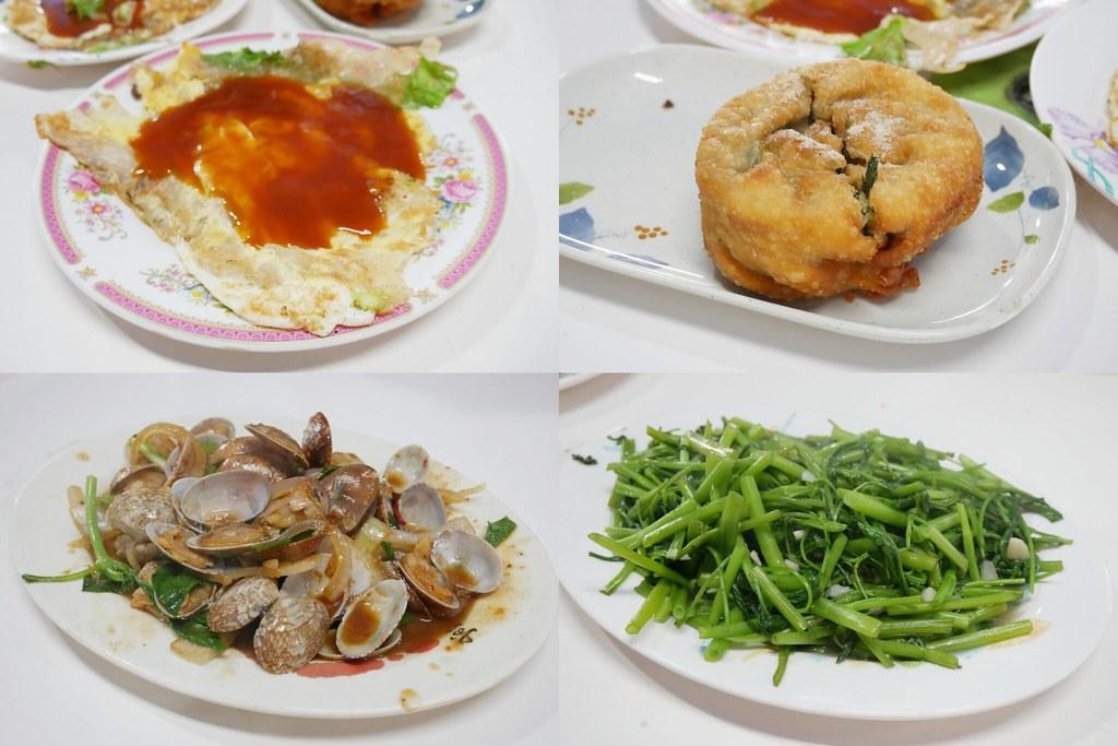 東石漁港午餐