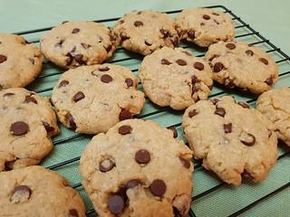 Orange Ginger Cookies