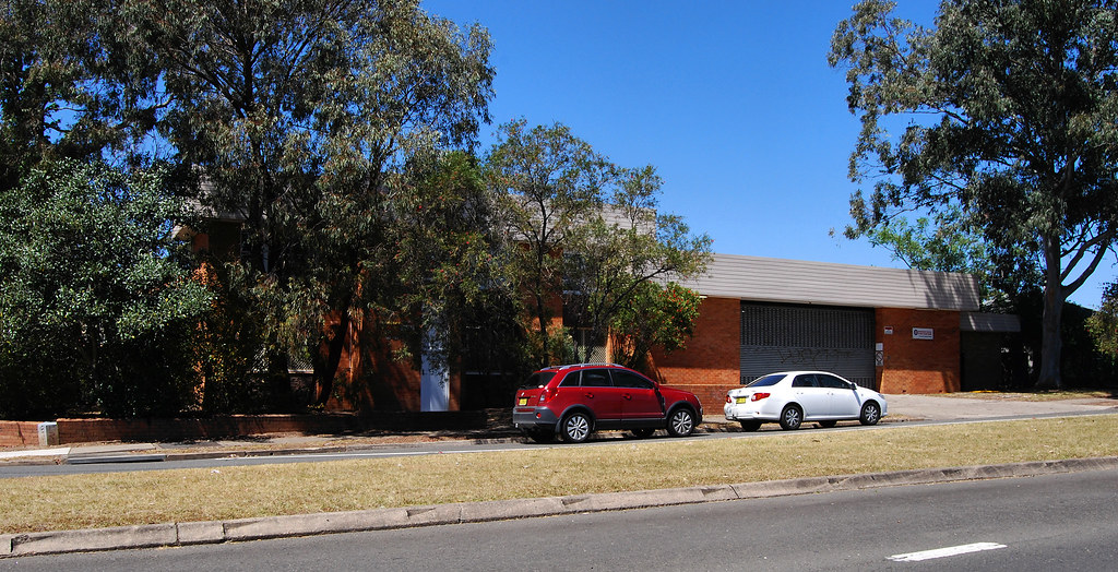 Ambulance Station, Tregear, Sydney, NSW.