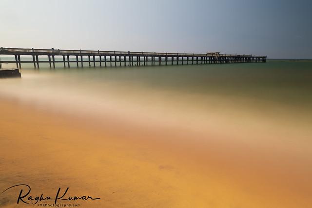 Valiathura Beach, Trivandrum, India