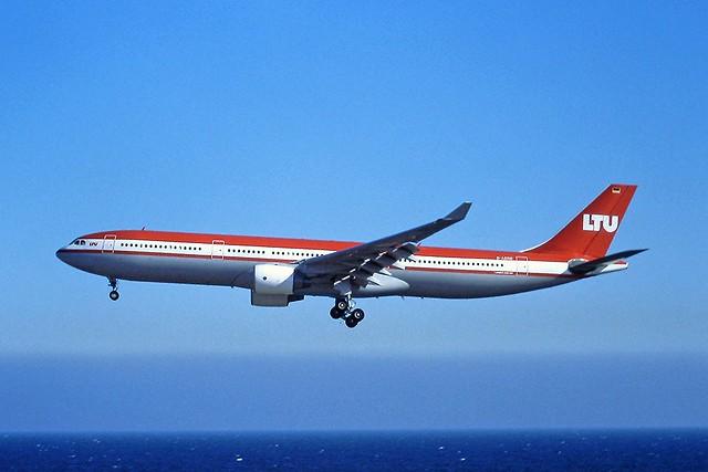D-AERD A330 LTU Arrecife Feb 1999