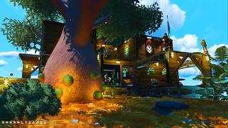 Sky Island Cottage