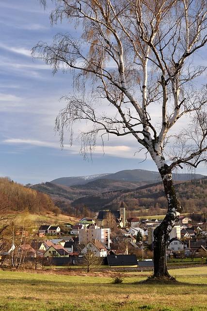 Vápenná - the village where I live - STAY@HOME