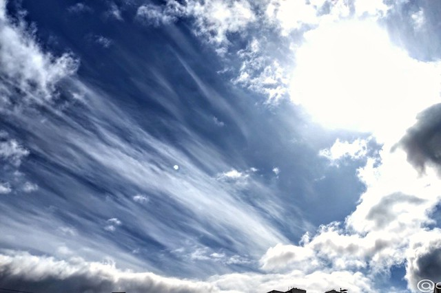 Cloud seeding ~ Artificial clouds ~ chemtrails