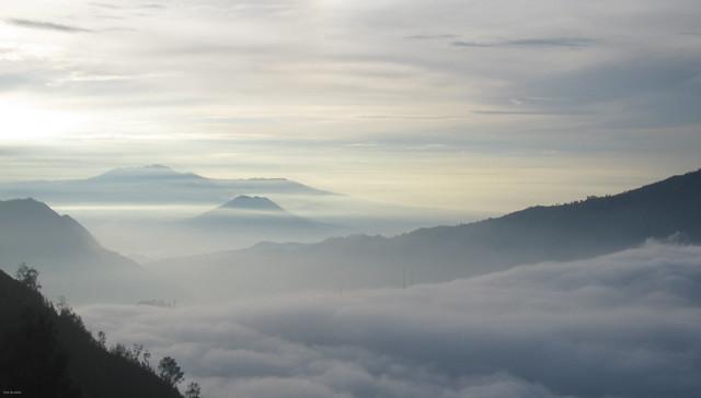 Bromo, East Java (explored)