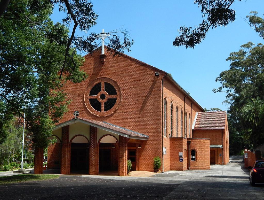 Parish of Holy Name Catholic Church, Wahroonga, Sydney, NSW.