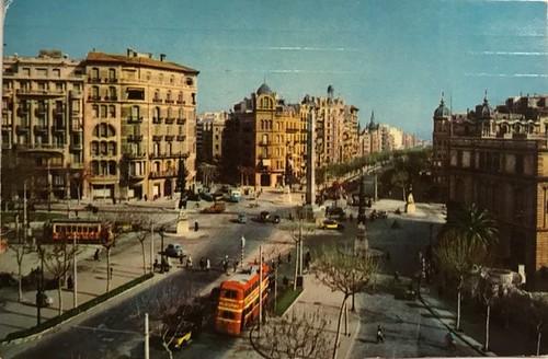 postal cinc d'Oros Barcelona