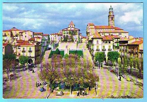 Plaça Major de Manlleu