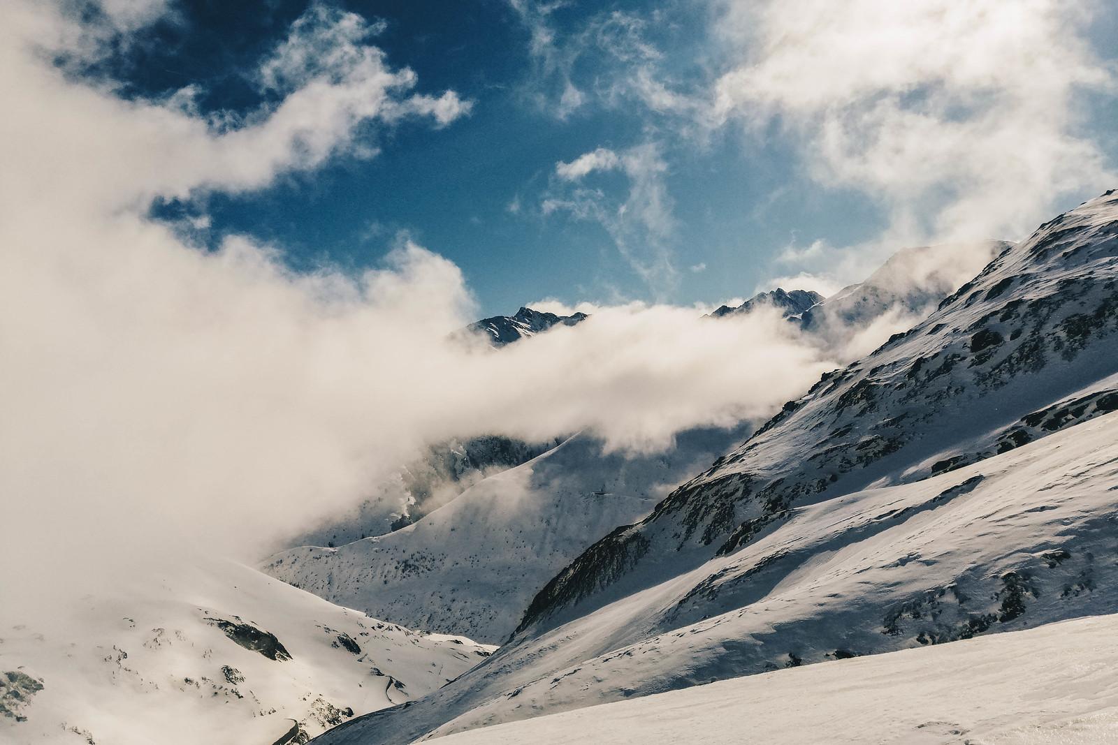 Pilvien korkeudella