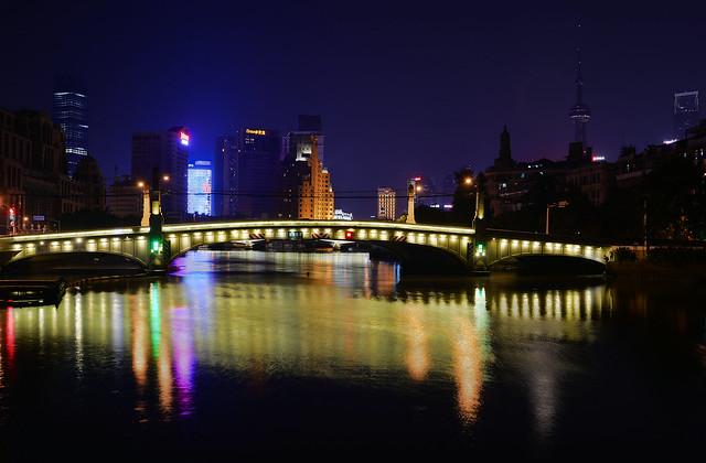 Shanghai - Sichuan Road Bridge