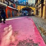 Pink Street (Lisbon-Portugal)