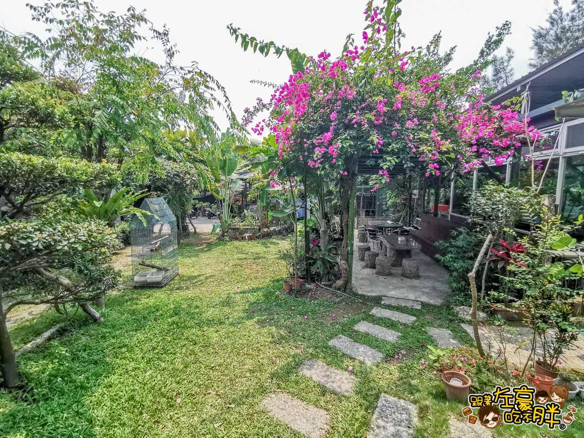 鳥松自在園 隱藏庭園餐廳-33