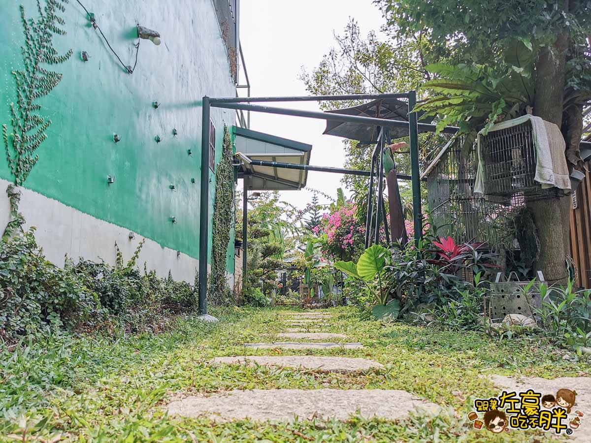 鳥松自在園 隱藏庭園餐廳-32