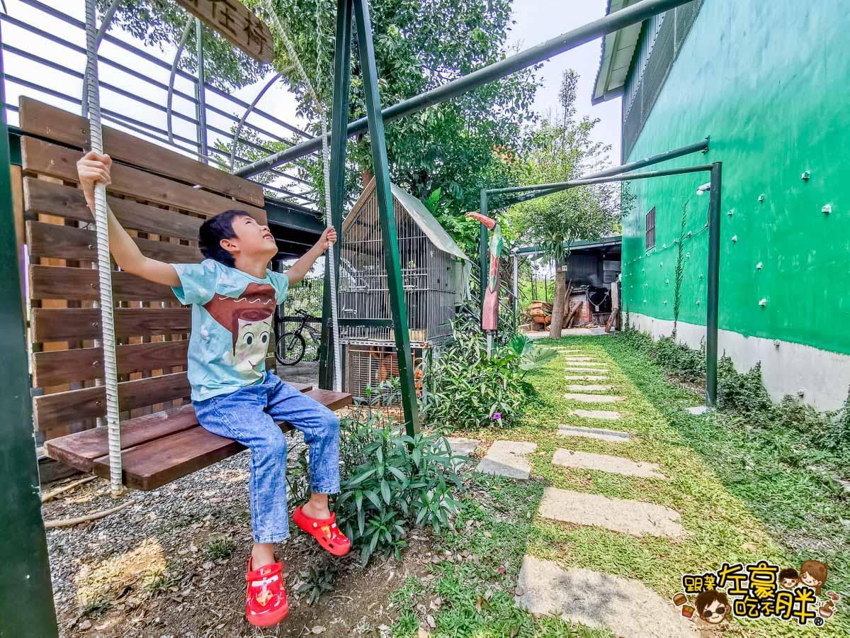 鳥松自在園 隱藏庭園餐廳-27