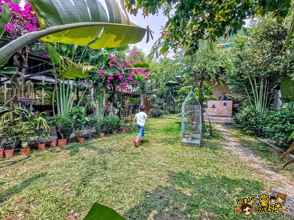 鳥松自在園 隱藏庭園餐廳-25