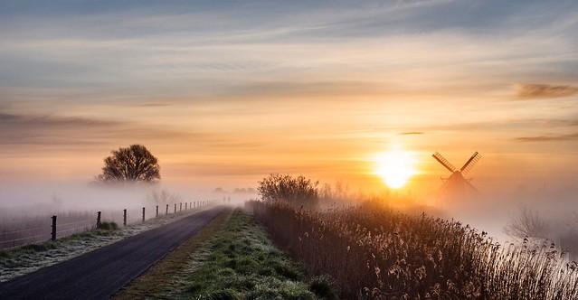 Great sunrise ☀️