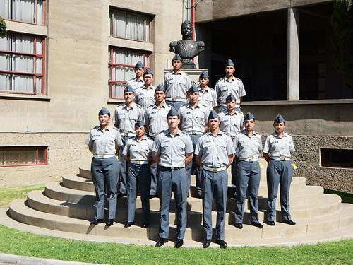 1ra Escuadra - 1ra sección - 1ra compañia