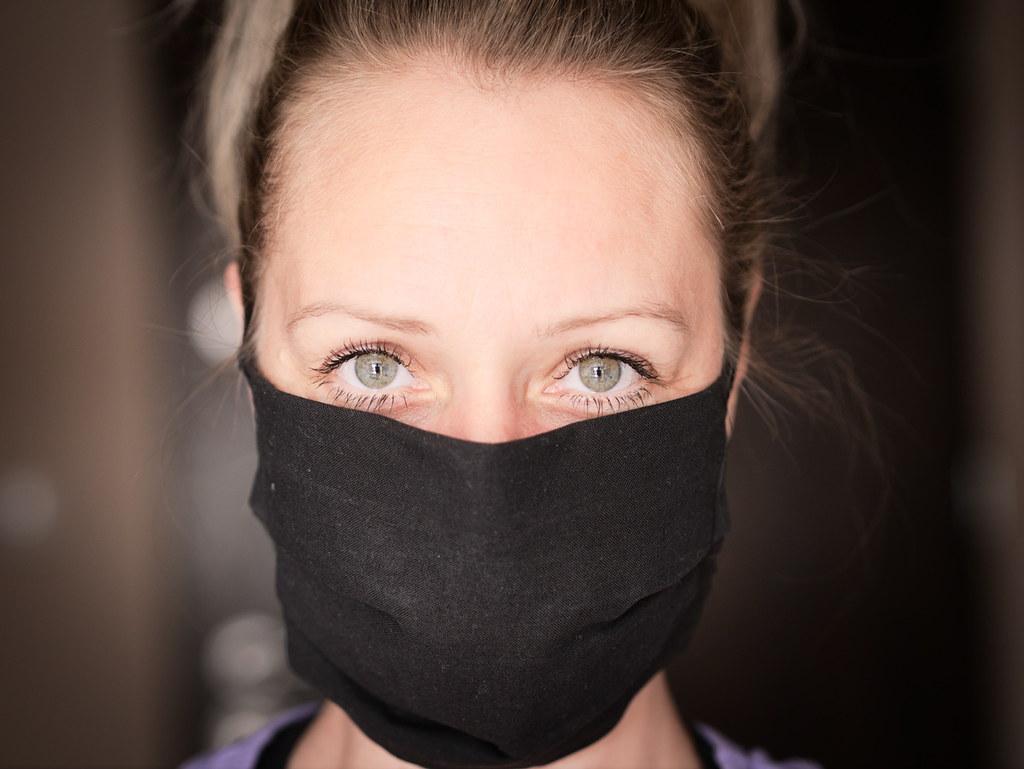 Covid-19 handmade face mask