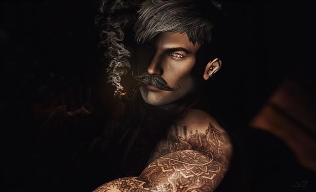 'Big Moustache'