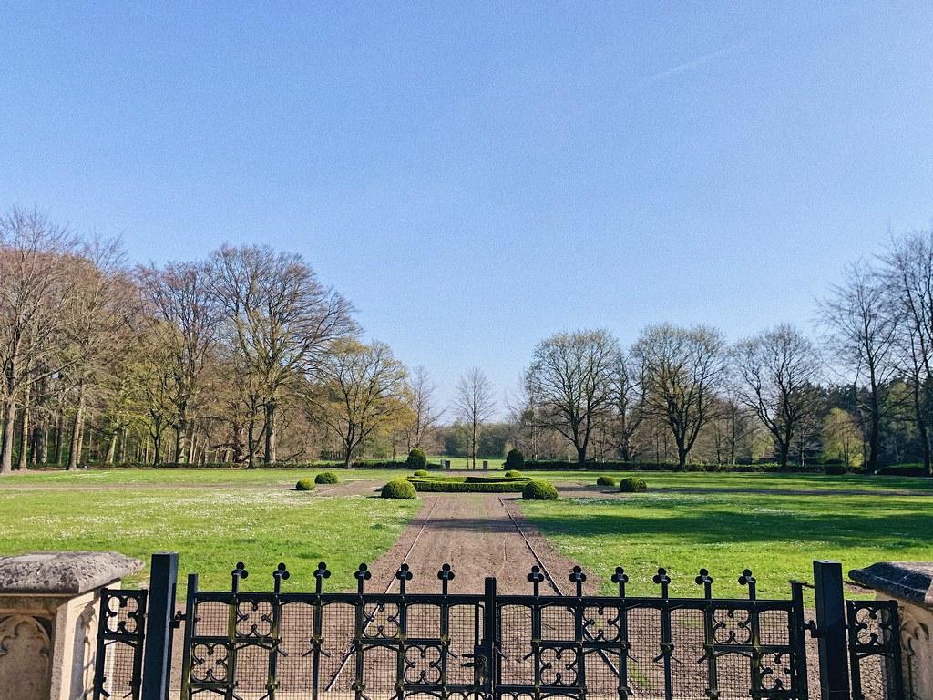Parque Castillo Tudor