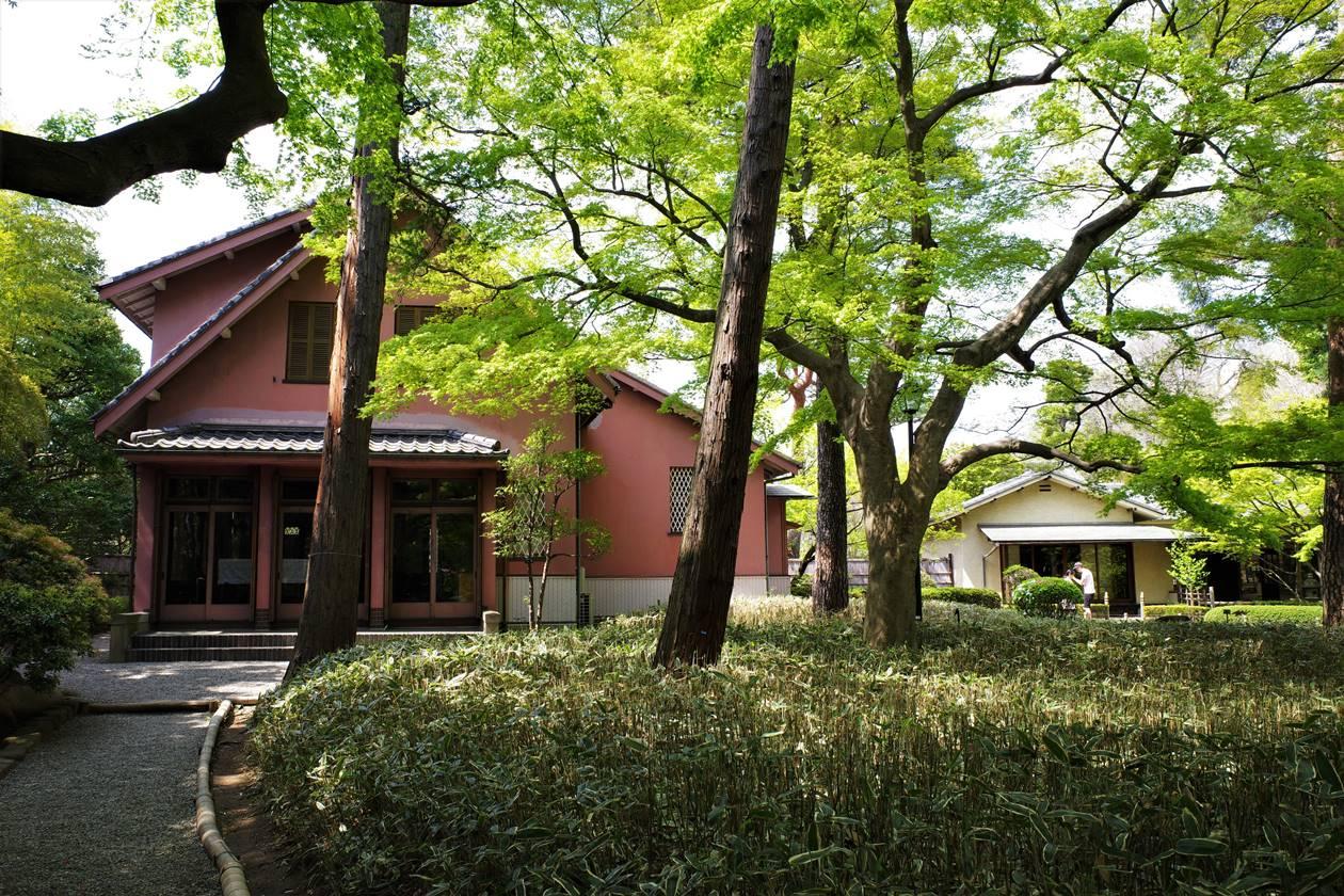 大田黒公園・記念館
