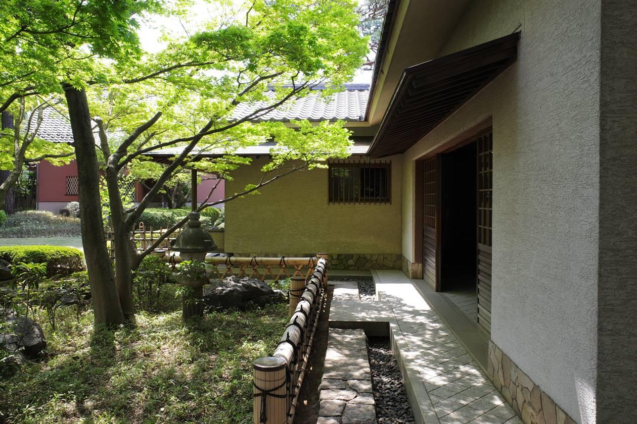 大田黒公園・茶室