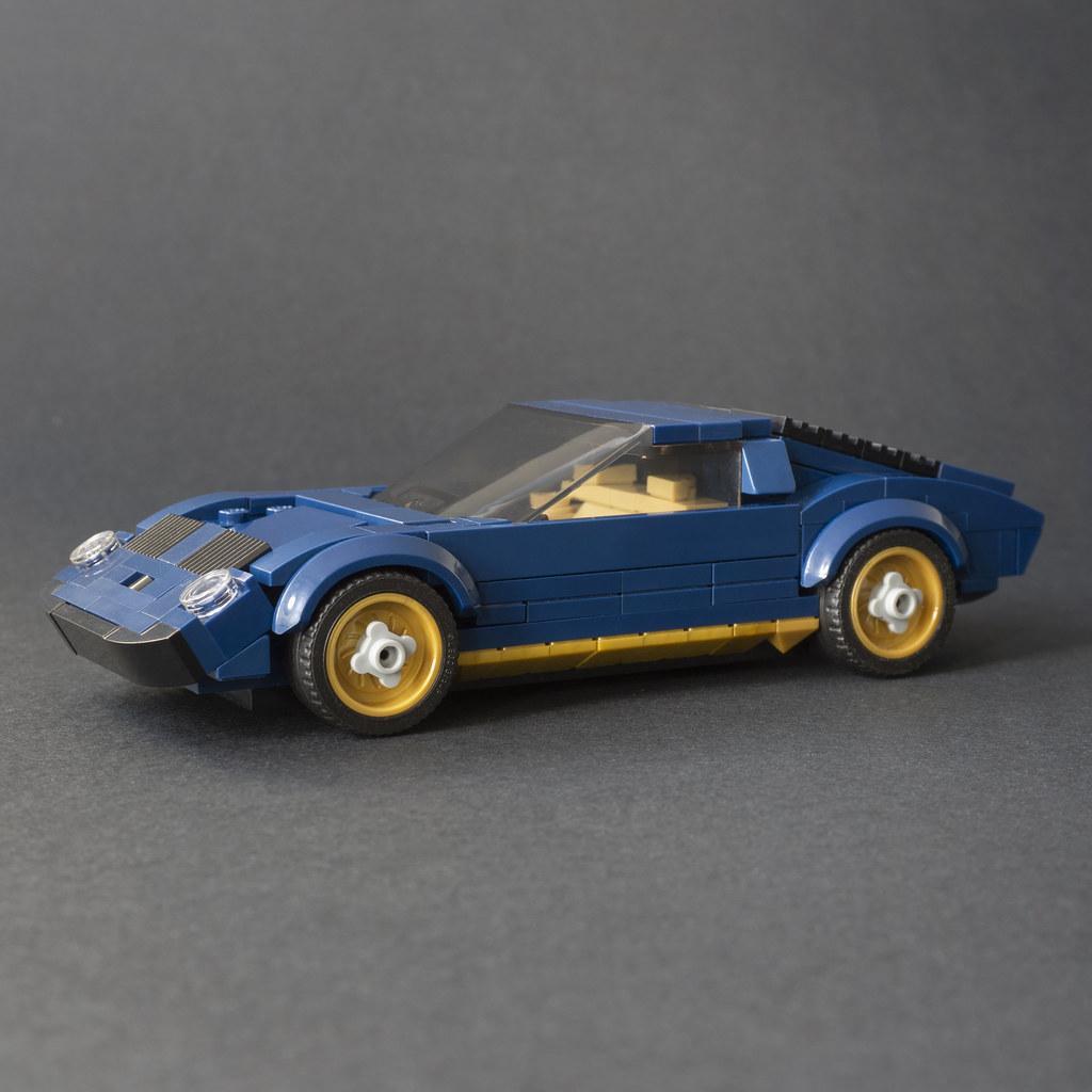 Lamborghini Miura 7-wide
