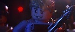Coldplay - God Put A Smile Upon Your Face in Lego (Frame 00:00)