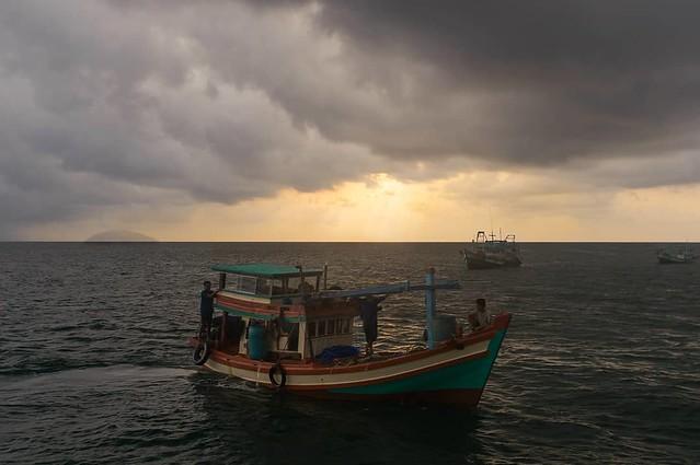 Phượt Hot - Phượt đảo Hòn Sơn chi tiết toàn tập - Hòn ngọc thô giữa biển trời miền Nam (54)