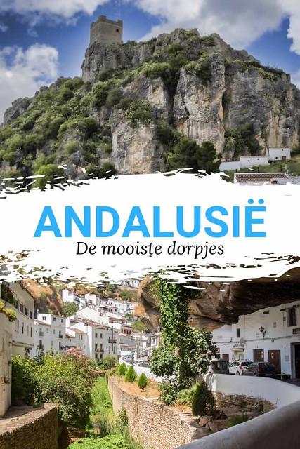 De mooiste dorpjes in Andalusië | Mooistestedentrips.nl
