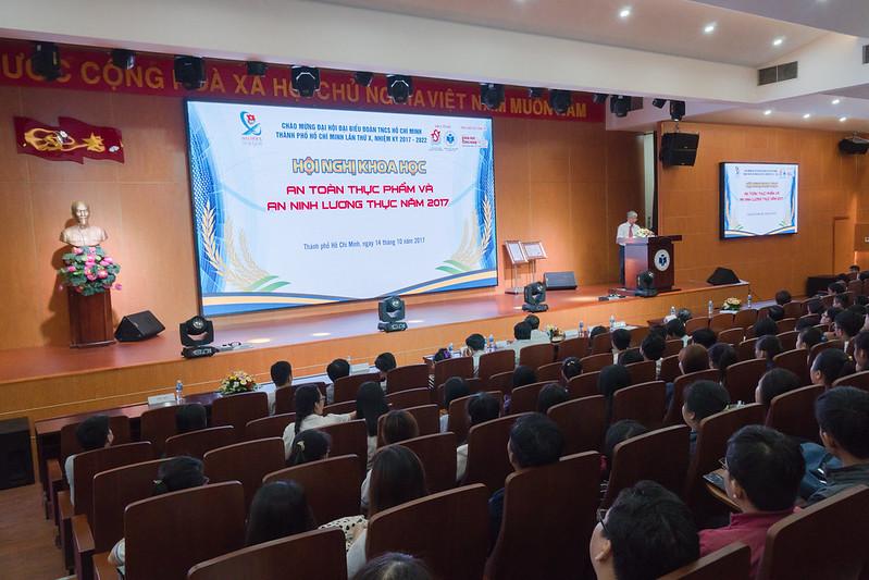 Hội thảo An toàn thực phẩm và An ninh lương thực lần 1 năm 2017