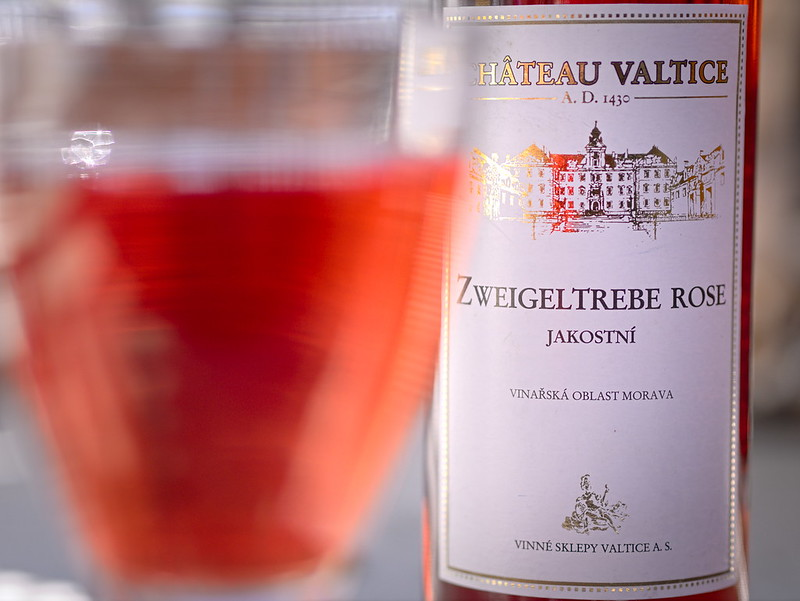 Château Valtice Zweigeltrebe rosé