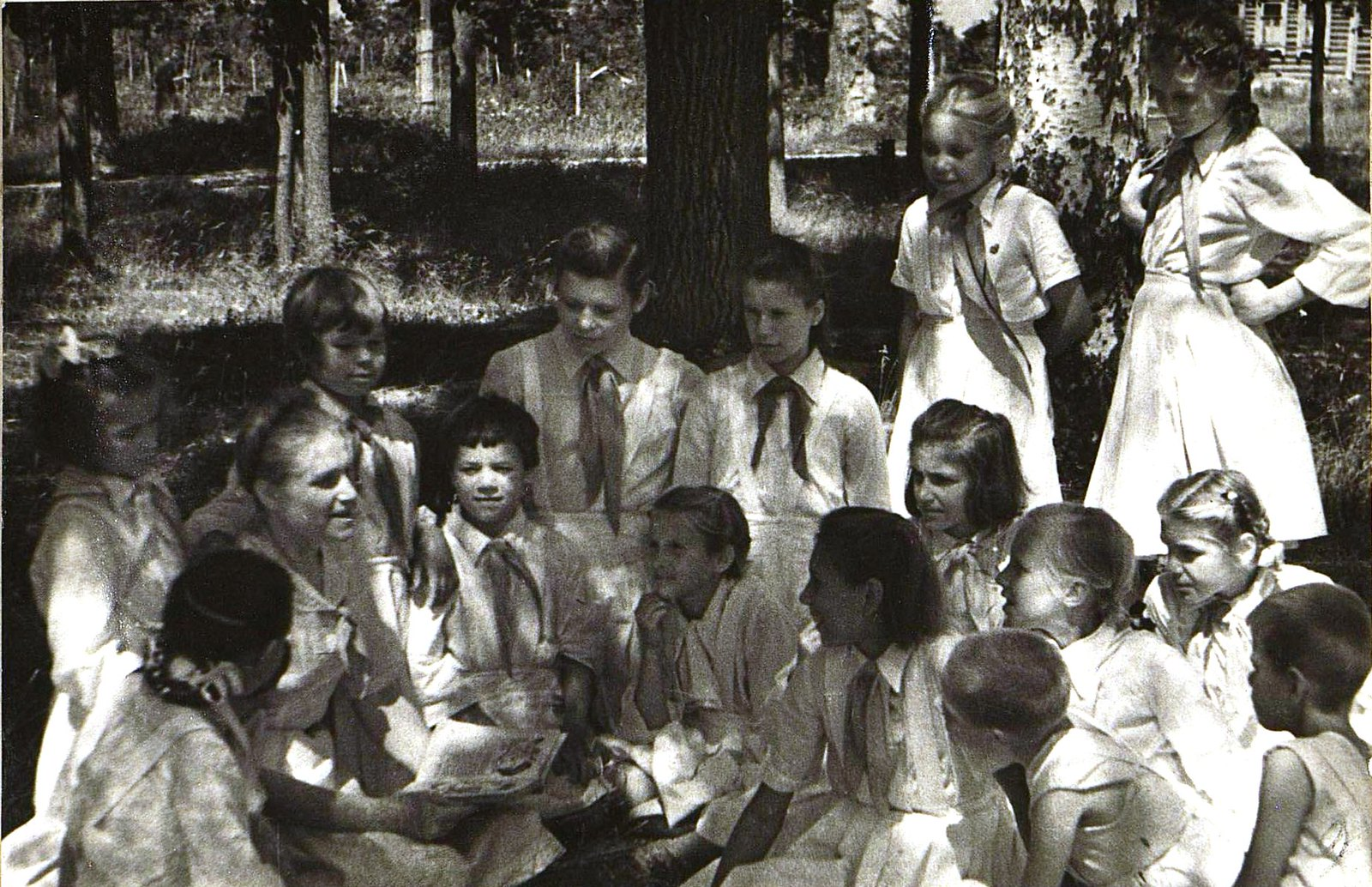 Пионерская группа