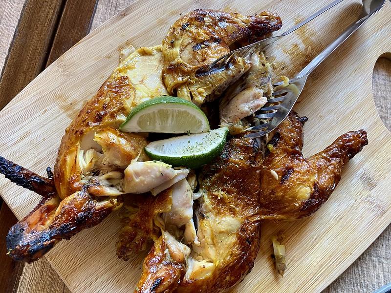 Peri-Peri Charcoal Chicken, Tomas Morato