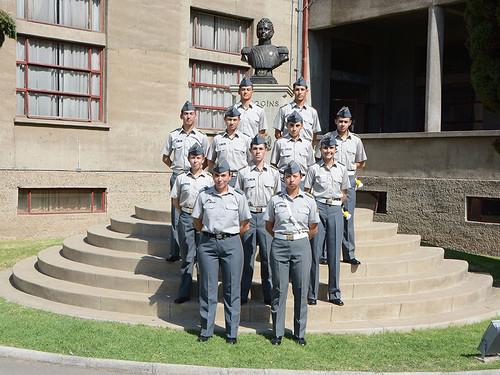 1ra Escuadra - 3ra Sección - 1ra Compañia