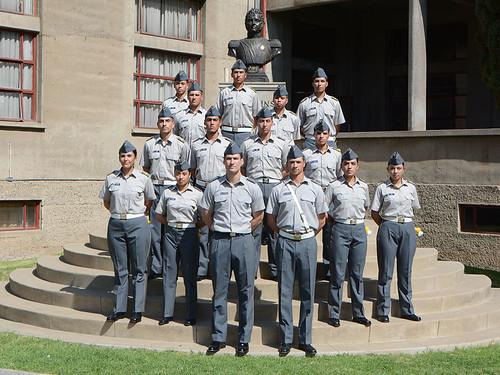 2da Escuadra - 1ra Sección - 1ra Compañia