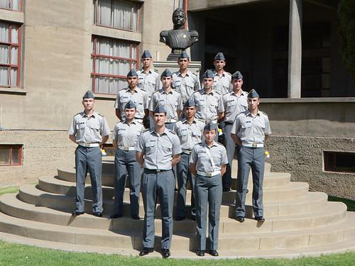 3ra Escuadra - 1ra Sección - 1ra Compañia