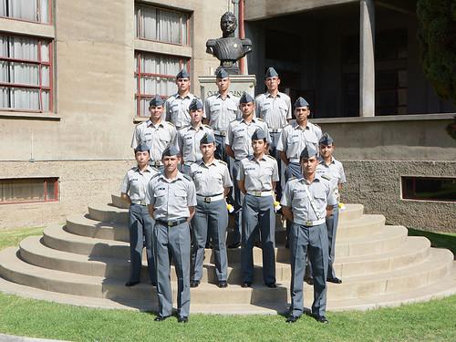 2da Escuadra - 2da Sección - 1ra Compañia