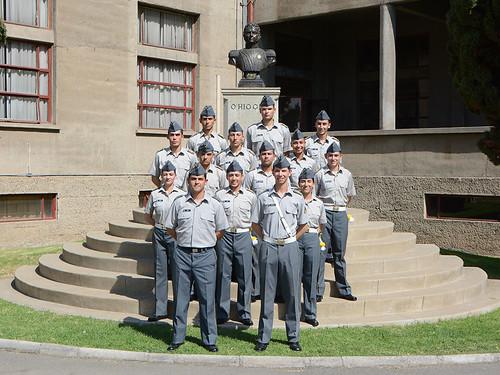 1ra Escuadra - 3ra Sección - 2da Compañia
