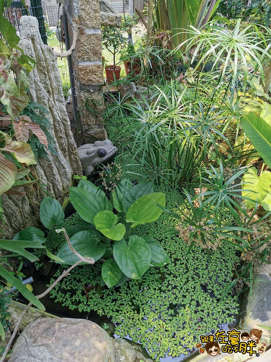 鳥松自在園 隱藏庭園餐廳-24