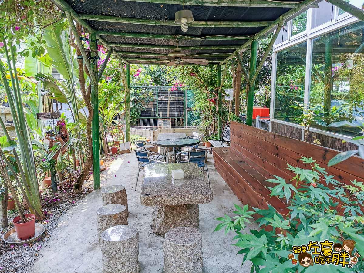 鳥松自在園 隱藏庭園餐廳-5