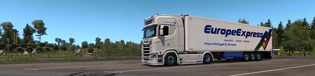 Scania 650S EE