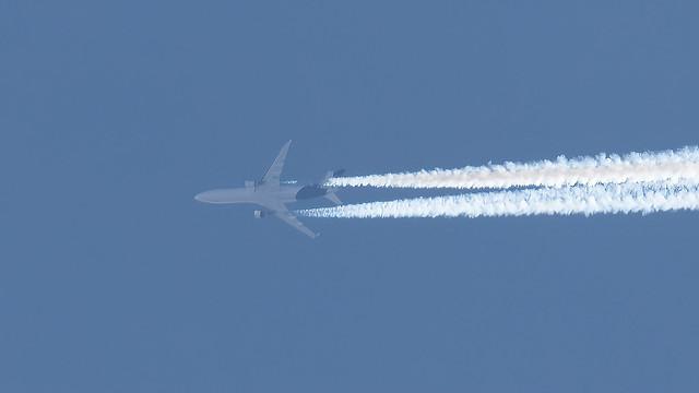 Lufthansa D-ALCA MD11F Clitheroe 11.04.2020