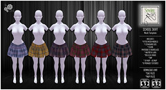 School Skirt Mesh - SewingLies